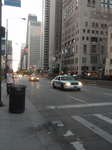 My first trip down the Magnificent Mile