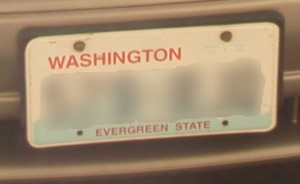Last days representing the Evergreen State...