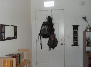 Door corner