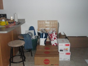 Packing your life into boxes isn't always easy.